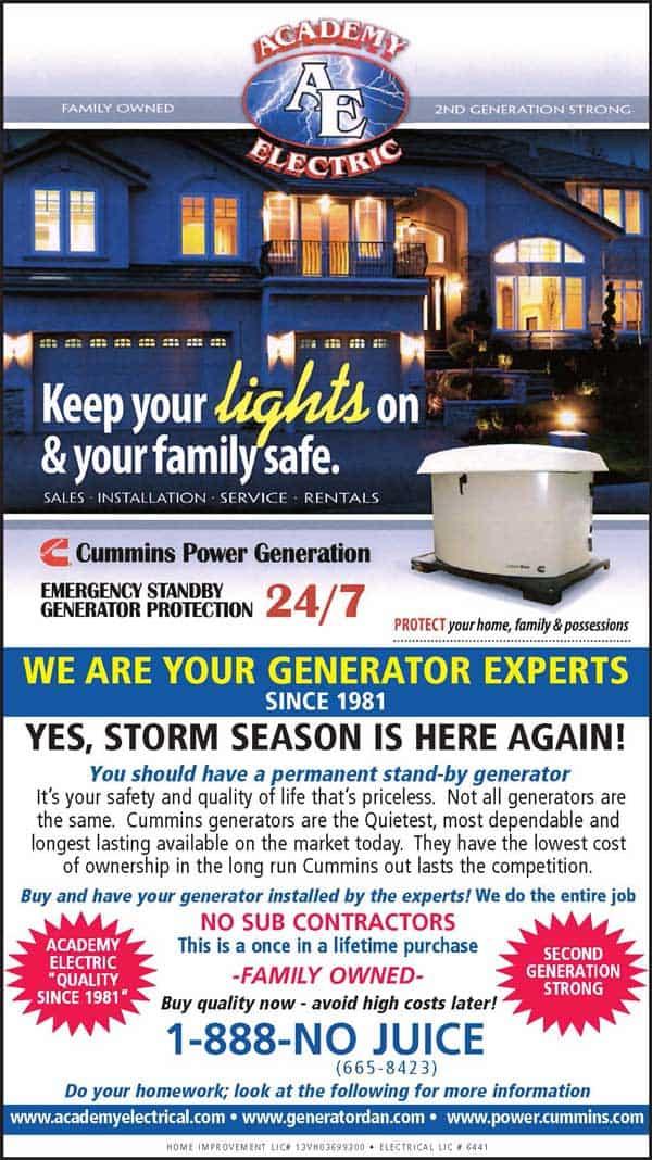 Academy Electrical Contractors NJ