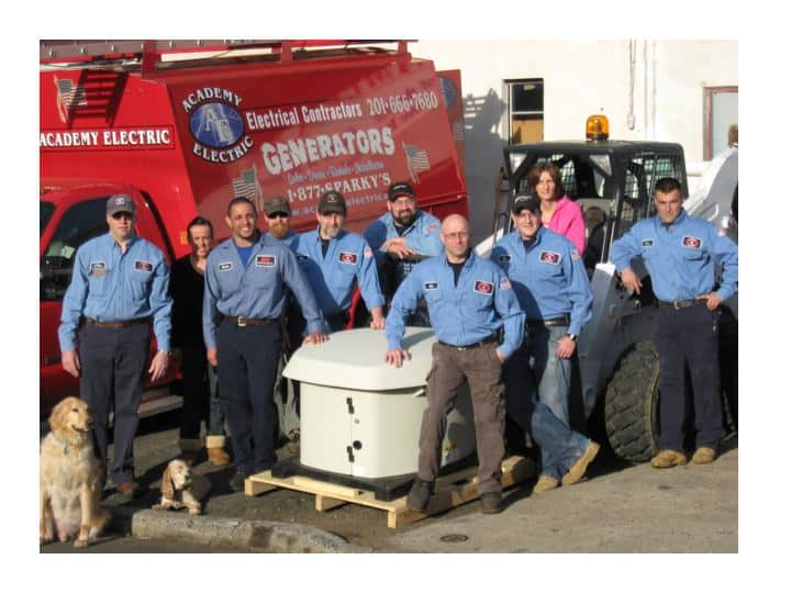 NJ Commercial Electrical Contractor
